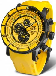 VOSTOK EUROPE LUNOKHOD 2 MULTIFUNCTIONAL YM86-620C504